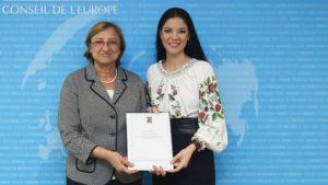 Romania-ratif