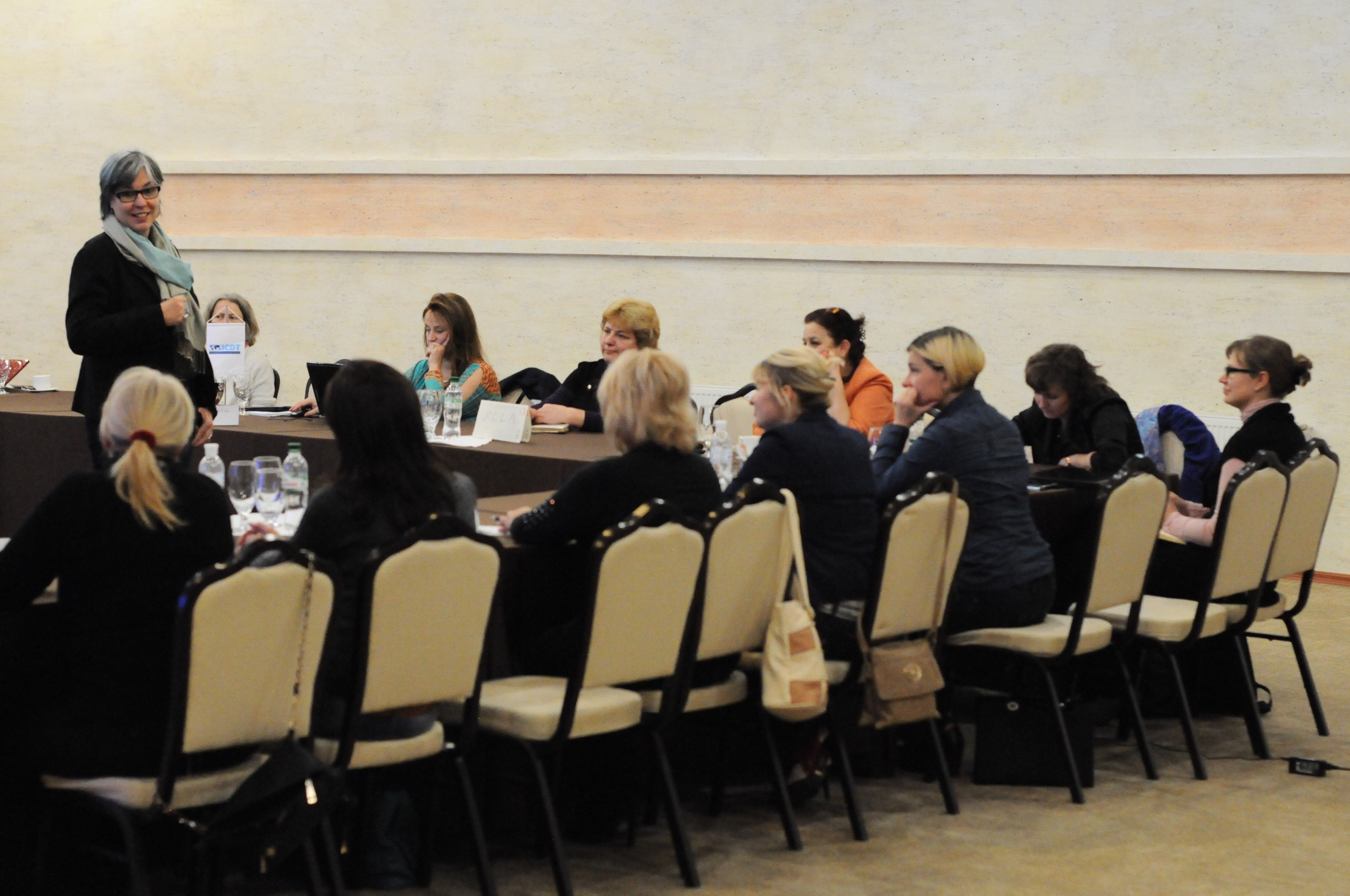CIVEX Moldova - 2. seminář projektu v Tiraspolu, 27.9.2013